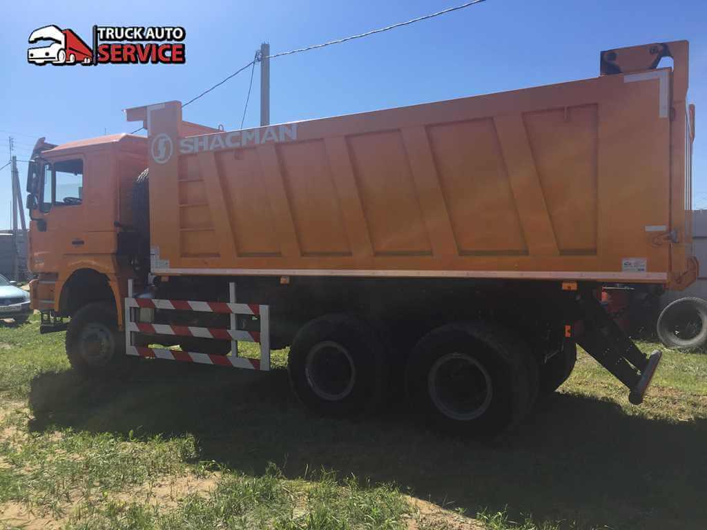 Самосвал Shacman (Шакман) F3000 6х6 2019 г.в.